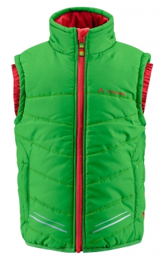 Vaude Kids Artic Fox Vest - green / 122/128