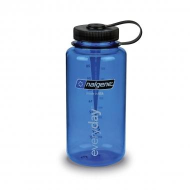 Nalgene Flasche Everyday, Weithals - 1 L, blau