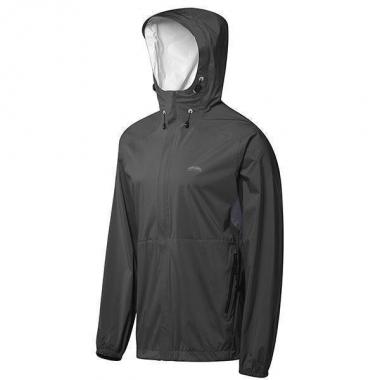 GoLite Men Tumalo Pertex Storm Jacket - black-granite / XL