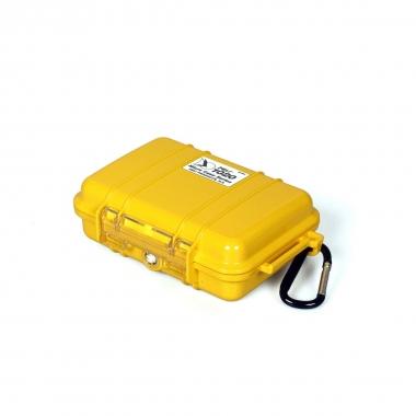 Peli MicroCase 1020 gelb