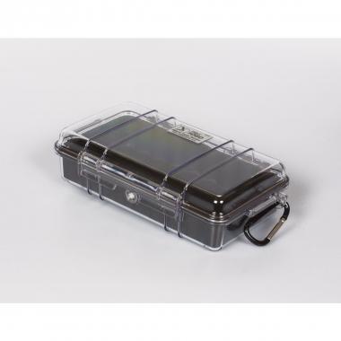 Peli MicroCase 1060 klar / schwarz