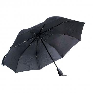 Regenschirm WindPro Automatic schwarz, 28 cm