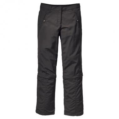 Jack Wolfskin Ladakh Zip Off Pants Women - olive-brown / 36