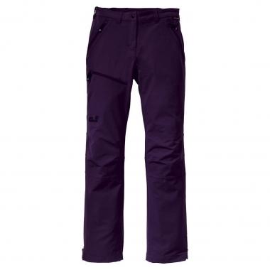 Jack Wolfskin Activate Pants Women - aubergine / 36
