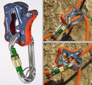 Climbing Technologie Click-Up - Climbing Technologie Click-Up Karabiner Set