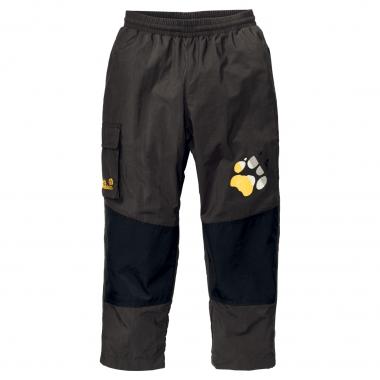 Jack Wolfskin Kids Crinkle Crag Pant - olive-brown / 176