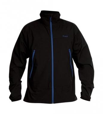 Bergans Active Light Jacket - black-indigo / XL