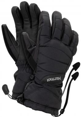 Marmot Women Moraine Glove - black / L