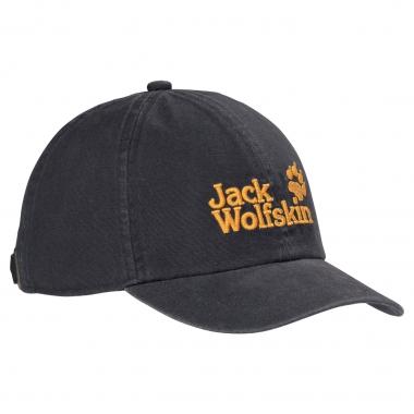 Jack Wolfskin Kids Baseball Cap shadow-black ONE SIZE