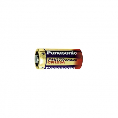 Energizer Batterie Lithium 3V, CR 123 1 Stück
