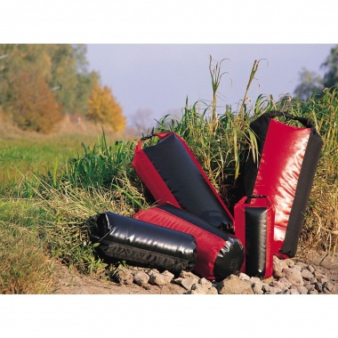 Ortlieb Packsack PS490 XL, 109 L, schwarz-rot