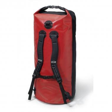 Ortlieb X-Tremer XXL, 130 L,schwarz-rot