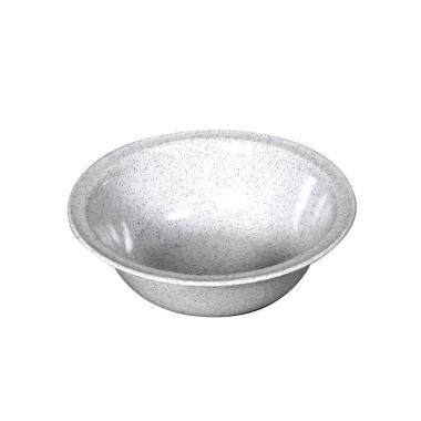 Melamin, granit Schüssel groß Ø 23.5 cm