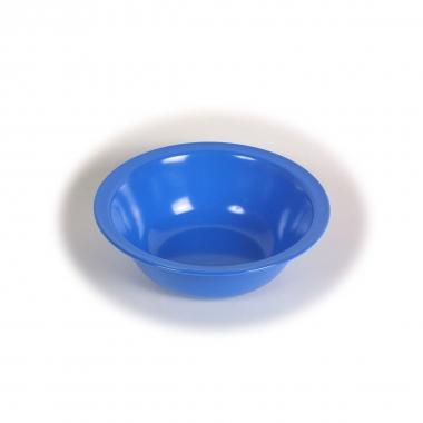Melamin, blau Schüssel groß Ø 23.5 cm