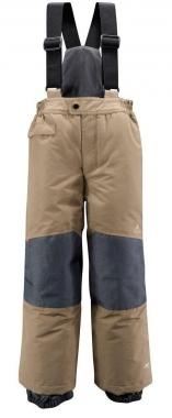 Vaude Kids Snow Cup Pants II - wood / 134/140