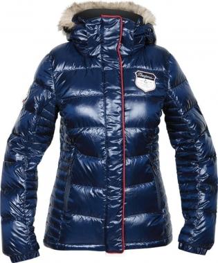 Bergans Bodo Down Lady Jacket - midnight-blue / L