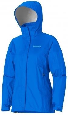 Marmot Womens PreCip Jacket - cobalt-blue / S