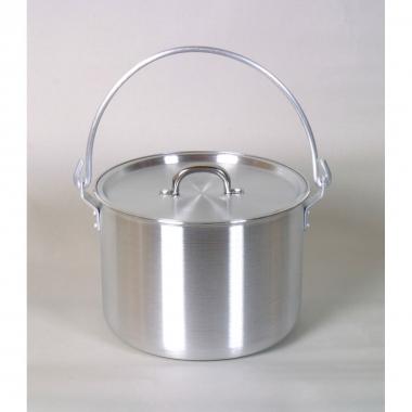 Relags Biwak Hordentopf, Aluminium 4,5 Liter, mit Deckel