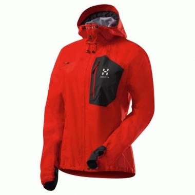 Haglöfs Endo Q Jacket - fire / L