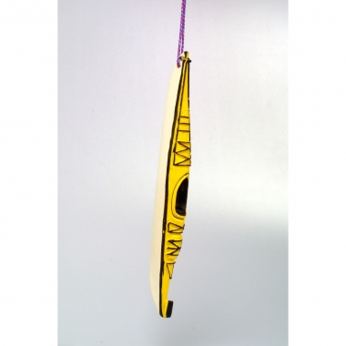 Geschenkartikel See Kajak, 17,5 cm