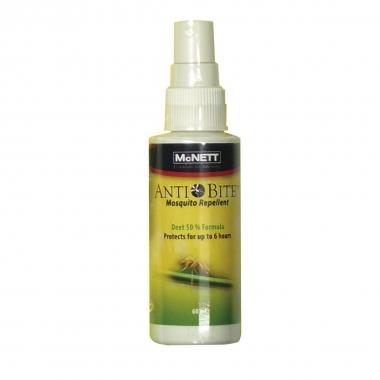 McNett AntiBite Moskitoschutz Deet 50% Pumpspray, 60 ml