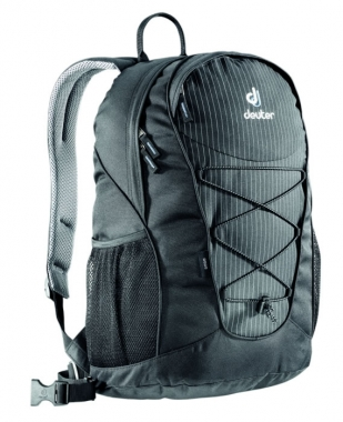 Deuter GoGo - black-pinestripe