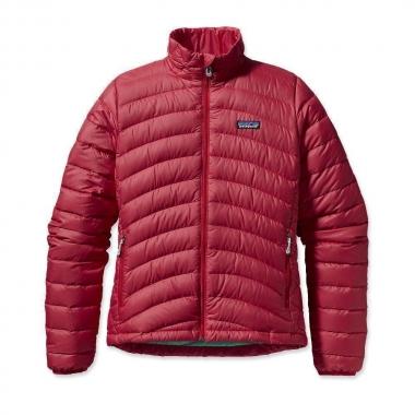 Patagonia Womens Down Sweater - maraschino / M