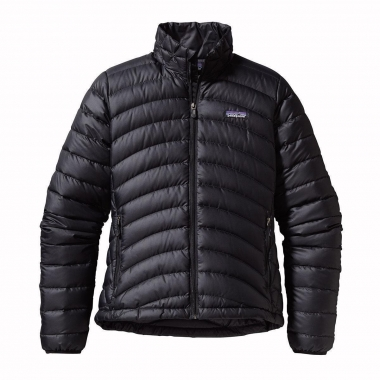 Patagonia Womens Down Sweater - black / M