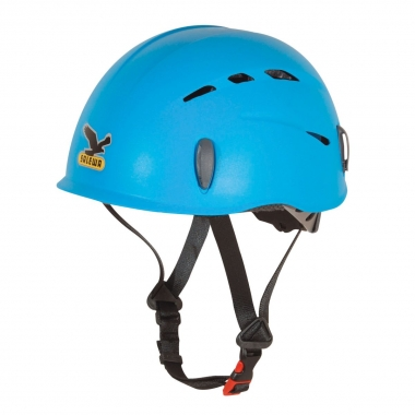 Salewa Helm Toxo, Junior sky blau