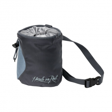 Salewa Chalk Bag Jim anthrazit