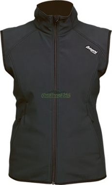 Bergans Basic Lady Vest Softshell-Weste - black / S