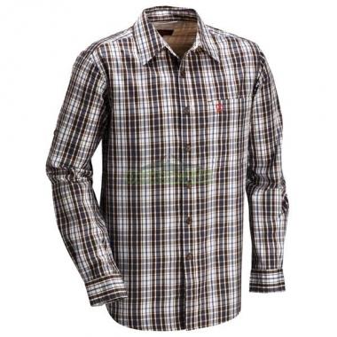 Fjäll Räven Hvar Shirt - brown / M