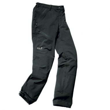 Jack Wolfskin Activate Pants Men - black / 52