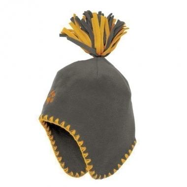 Jack Wolfskin Kids Knight Hat - black / One Size