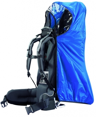 Deuter KC deluxe Regenhülle für Kindertrage coolblue