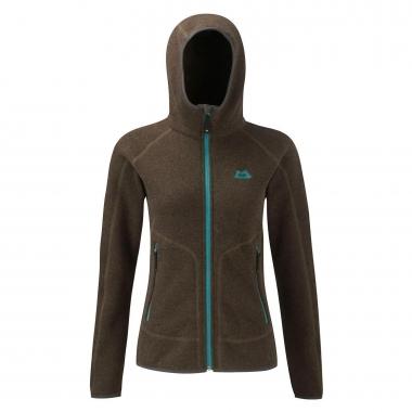 Mountain Equipment Chamonix Jacket Women - mocha-pacificblue / L