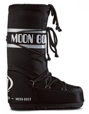 Tecnica Moon Boot Nylon - schwarz / 31/34