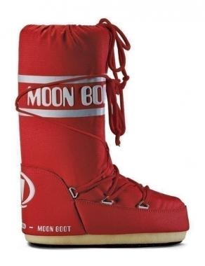 Tecnica Moon Boot Nylon - rot / 42/44
