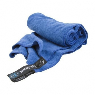 Sea to Summit Tek Towel Mikrofaser Handtuch Small - cobalt / Small