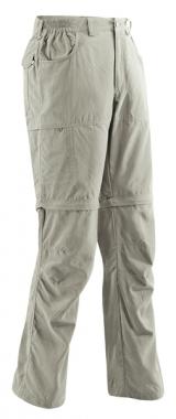 Vaude Path Zip Off Pants Women - muddy / 42