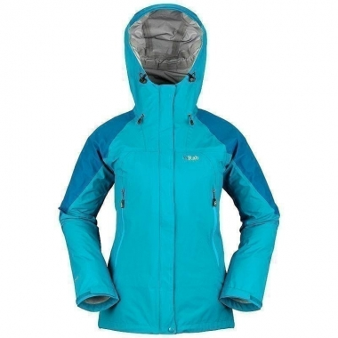 Rab Womens Vidda Jacket - fjord / M