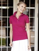Ladies College Polo Shirt, Größe: XL