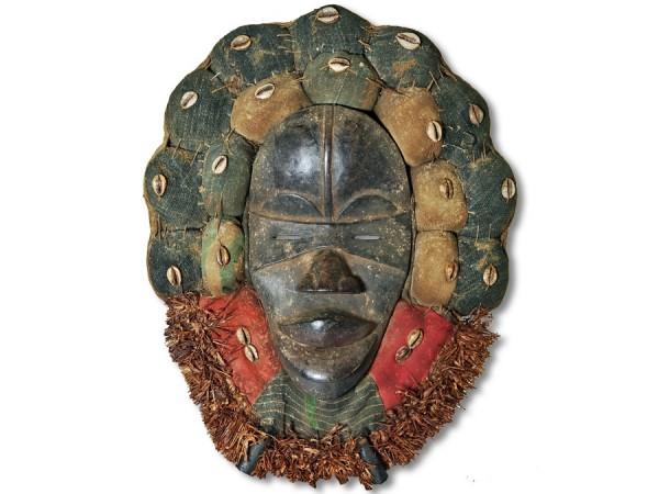 Dan Maske Liberia/Afrika 45cm