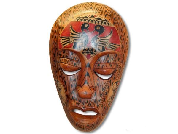 Wandmaske / Maske Lombock 35cm
