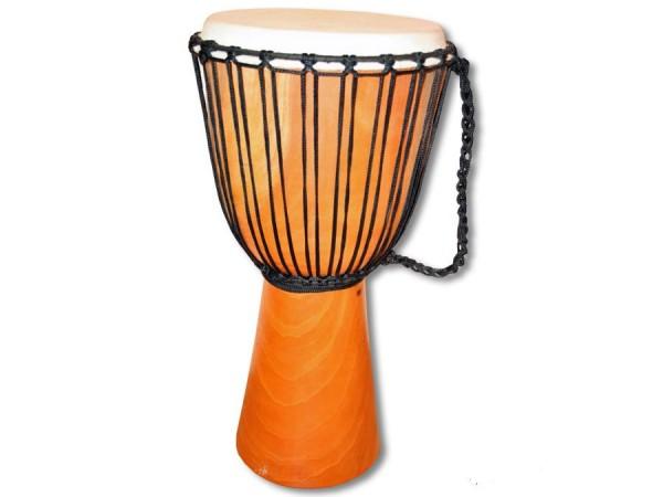 Djembe Drum Profiqualität geölt 60cm