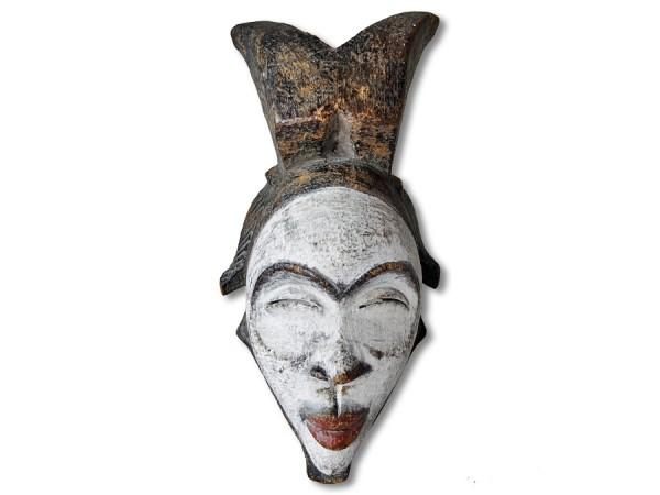 Maske der Igbo Nigeria/Afrika 29cm