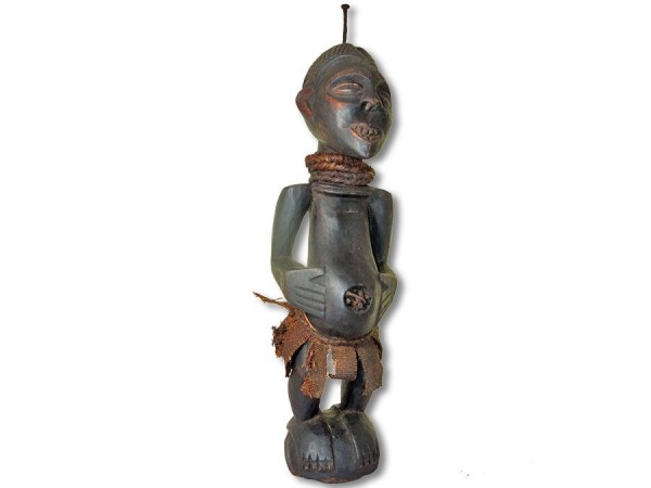 Figur der Bakongo 64cm
