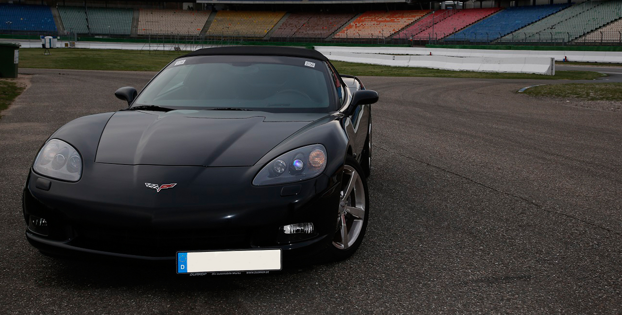 1 Tag Corvette C6 selber fahren in Karlsruhe