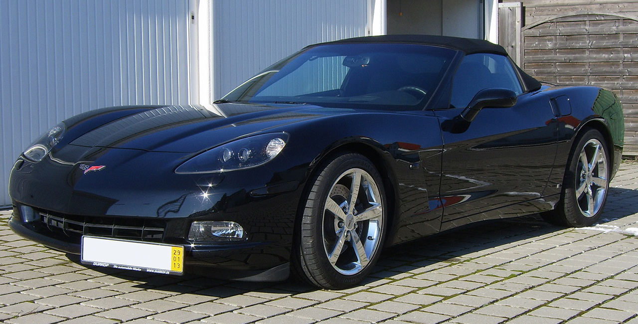 12 Std. Corvette C6 selber fahren in Karlsruhe