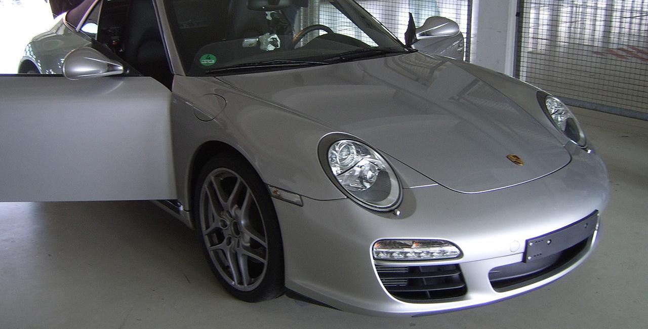 12 Std. Porsche 911 Carrera 4S Cabrio selber fahren in Karlsruhe